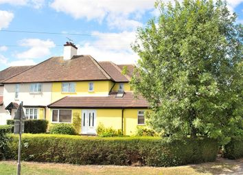 Thumbnail 4 bed semi-detached house for sale in Chelmsford Road, Dunmow