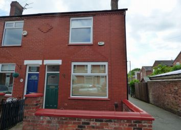 Thumbnail 2 bed semi-detached house for sale in Claremont Road, Stockport