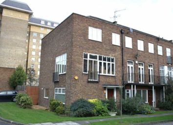 Thumbnail 5 bed end terrace house to rent in Middle Field, London