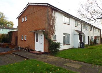 Thumbnail 2 bed end terrace house for sale in King George Close, Stevenage, Hertfordshire, England