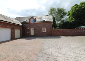 Thumbnail 4 bed detached house for sale in Rockfield Mews, Grappenhall, Cheshire