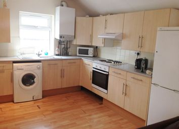 Thumbnail 4 bed flat to rent in Woodville Road, Cathays, Cardiff