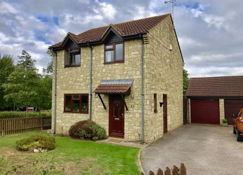 Thumbnail 3 bed detached house for sale in Melfort Close, Sparcells, Swindon