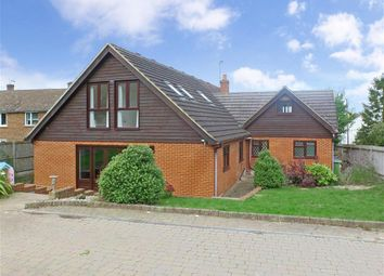 Thumbnail 4 bed detached house for sale in Dunkirk Road North, Dunkirk, Faversham, Kent