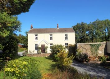 Thumbnail 4 bed detached house for sale in Cwmtrole Cottage, Bishwell Common, Dunvant