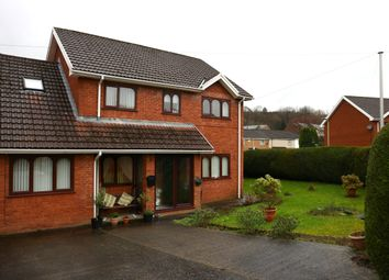 Thumbnail 5 bed detached house for sale in Georgetown Villas, Merthyr Tydfil