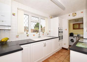 Thumbnail 3 bed bungalow for sale in Vauxhall Crescent, Snodland, Kent