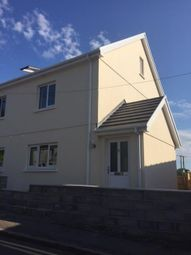 Thumbnail 4 bed semi-detached house for sale in Heol Y Pentre, Ponthenri, Carms