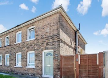 Thumbnail 2 bed end terrace house for sale in Queens Park Road, Brighton