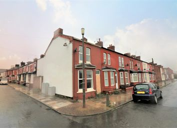 Thumbnail 2 bed end terrace house for sale in New Street, Wallasey