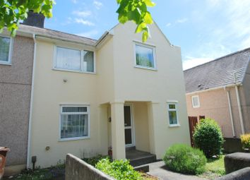 Thumbnail 3 bedroom semi-detached house for sale in Mount Gould Avenue, Plymouth