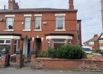Thumbnail 3 bed semi-detached house for sale in Windmill Lane, Reddish, Stockport, Cheshire