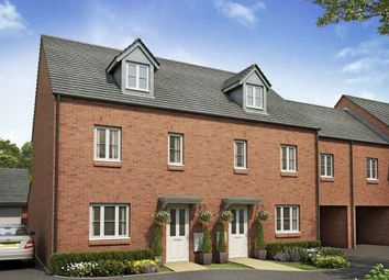 """Thumbnail 4 bed terraced house for sale in """"The Leicester Special"""" at Whitelands Way, Bicester"""