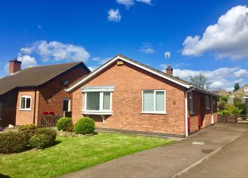 Thumbnail 2 bed detached bungalow for sale in Woburn Drive, Grantham
