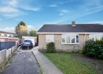 Thumbnail 2 bed bungalow for sale in Eastwood Grove, Garforth, Leeds