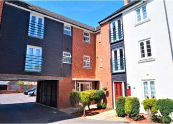 Thumbnail 2 bed flat for sale in Barrington Drive, Marnel Park, Basingstoke