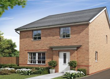 "Thumbnail 4 bedroom detached house for sale in ""Chester"" at Wood End, Marston Moretaine, Bedford"
