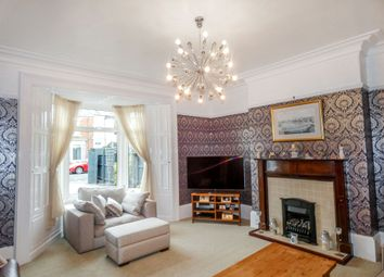 Thumbnail 4 bed terraced house for sale in Marine Terrace, Blyth