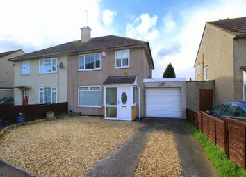Thumbnail 3 bed semi-detached house for sale in Standfast Road, Henbury, Bristol