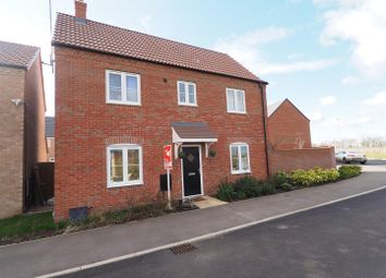 Thumbnail 4 bed detached house for sale in Lily Lane, Newark