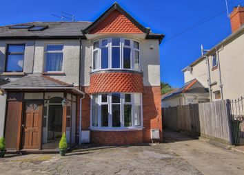 Thumbnail 3 bed semi-detached house for sale in Thornhill Road, Rhiwbina, Cardiff