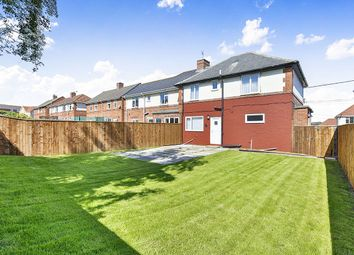 Thumbnail 4 bed semi-detached house for sale in Viola Crescent, Sacriston, Durham