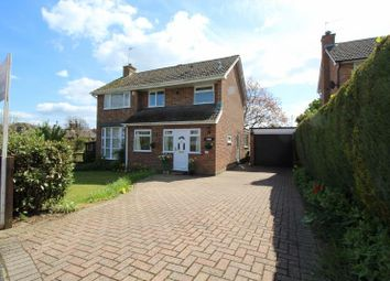Thumbnail 4 bedroom detached house for sale in Plover Close, Basingstoke