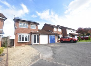 Thumbnail 3 bed property for sale in Gatcombe Close, Wolverhampton