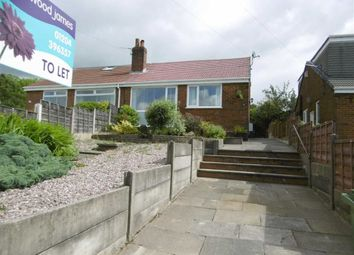 Thumbnail 2 bed semi-detached bungalow to rent in Lords Stile Lane, Bolton, Bolton