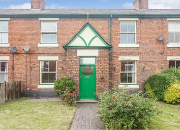 Thumbnail 3 bed terraced house for sale in Chester Road, Helsby