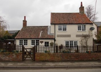 Thumbnail 2 bed cottage for sale in Exelby, Bedale
