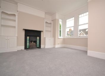 Thumbnail 3 bed maisonette to rent in Sidney Road, St Margarets, Twickenham