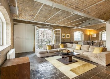 Thumbnail 3 bedroom flat to rent in Ivory House, East Smithfield, St Katharine's Dock, London