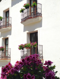 Thumbnail 1 bed apartment for sale in Casares, Costa Del Sol, Andalusia, Spain