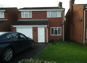 Thumbnail 4 bed property to rent in Pytchley Close, Brixworth, Northampton