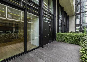 Thumbnail 2 bed flat for sale in Riverlight Four, Riverlight Quay, London