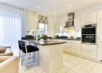 Thumbnail 4 bed semi-detached house for sale in Franklin Gardens, Didcot