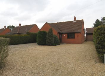 Thumbnail 3 bed detached bungalow for sale in Chequers Street, East Ruston, Norwich