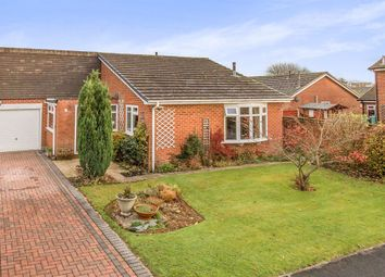 Thumbnail 3 bed detached bungalow for sale in Poplar Crescent, Ashbourne