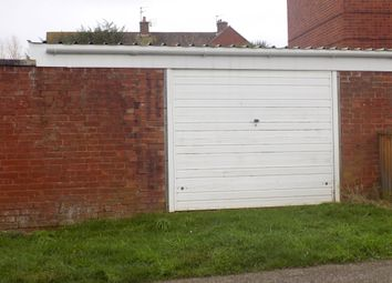Thumbnail Parking/garage for sale in Moorfield Road, Exmouth, Devon