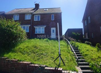 Thumbnail 3 bed semi-detached house to rent in Eastern Avenue, Langley Park, Durham