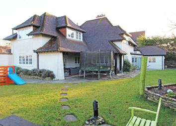 Thumbnail 4 bed detached house to rent in Partridge Road, Brockenhurst