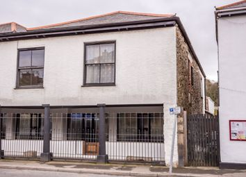 Thumbnail 3 bed flat for sale in Fore Street, St. Blazey, Par
