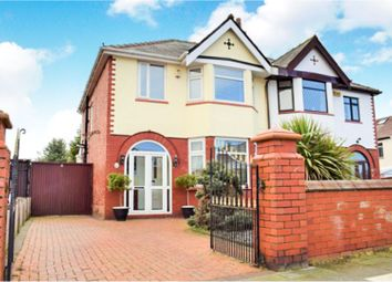3 bed semi-detached house for sale in Cleveleys Road, Southport PR9