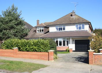 Thumbnail 4 bed property for sale in Woodlands Park, Leigh-On-Sea