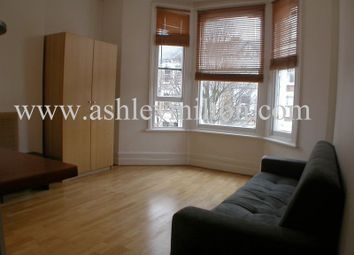Thumbnail 1 bed flat to rent in Burton Road, Kilburn