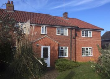 Thumbnail 4 bedroom semi-detached house for sale in Manor Road, Dersingham, King's Lynn