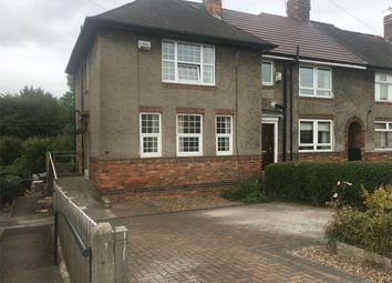Thumbnail 3 bed end terrace house for sale in Holgate Avenue, Parson Cross, Sheffield, South Yorkshire