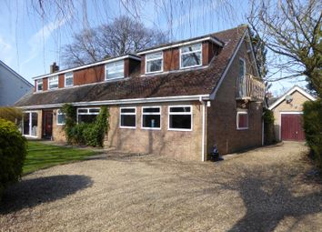 Thumbnail 5 bed detached house for sale in St Andrews Lane, Congham - Kings Lynn