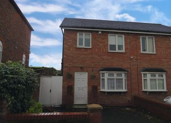Thumbnail 3 bed semi-detached house for sale in Victoria Road, Tranmere, Birkenhead